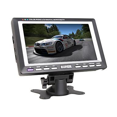 Aries - 7 Inch Digital Screen Stand Monitor (TV, FM)