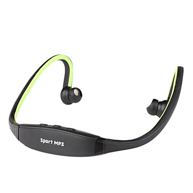 sport hands-free mp3-speler met micro-sd-kaartlezer