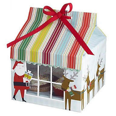 12 Titulaire de Faveur-Créatif Papier durci Caissettes pour Cupcakes et Boîtes