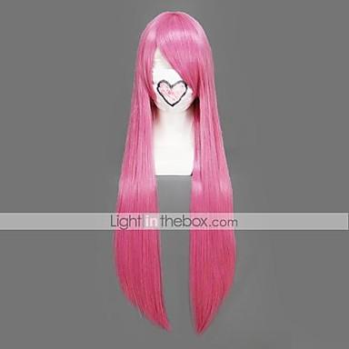 Cosplay Wigs Naruto Tayoya Anime Cosplay Wigs 32 inch Otporna na toplinu vlakna Žene Halloween perika