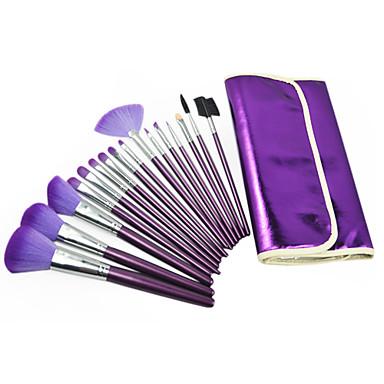 16kpl Makeup Harjat ammattilainen Brush Lavastus Sivellin nylonista / Synteettinen tukka / Muut Iso harja / Klassinen / Keski sivellin