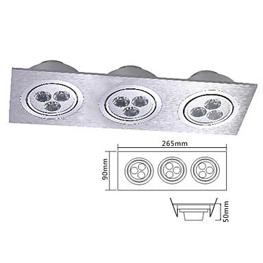 9W LED Spotlight in Warm White Light Source