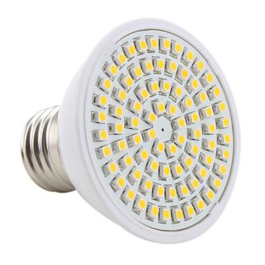 2800 lm E14 E26/E27 Точечное LED освещение PAR30 80 светодиоды SMD 3528 Тёплый белый AC 220-240V