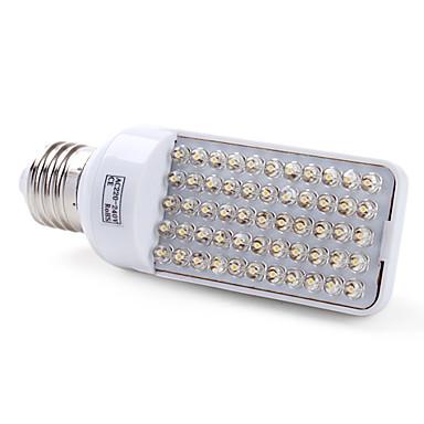 3W E26/E27 LED-kolbepærer T 55 DIP LED 200 lm Varm hvid Vekselstrøm 220-240 V