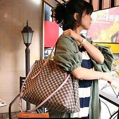 Mode für Damen einfache PU Tasche / Kupplung (37cm * 18cm * 30cm)