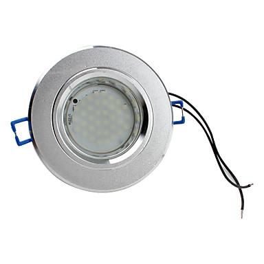 Lâmpada de Embutir/Lâmpada de Teto W 240 LM 5500K K Branco Natural 36 SMD 3528 AC 220-240 V Encaixe Embutido