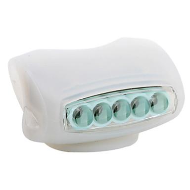 Fahrradlicht / Fahrradrücklicht / Silikon Fahrradlicht LED Radlichter Radsport AAA Batterie Radsport