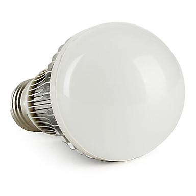 6000 lm E26/E27 Bulb LED Glob A60(A19) 6 led-uri Alb Natural