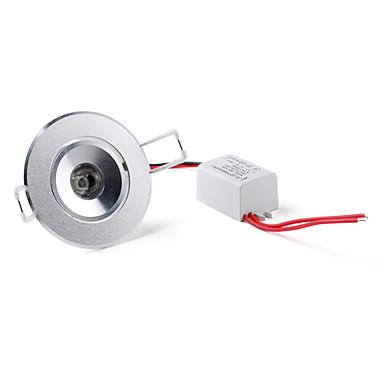 ledede loftlamper forsænket eftermontering 1 høj effekt led 300lm naturlig hvid 6000k AC 85-265v