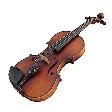 4/4 di alta qualità fatto a mano fiamma violino acero