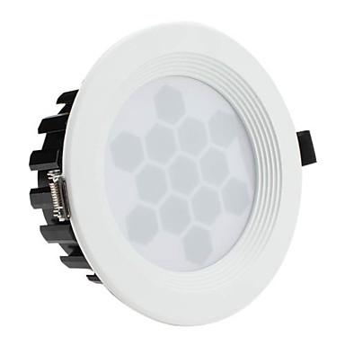 13w 1300-6000-1400lm 6500K blanc naturel lampe plafonnier mené l'ampoule (85-265v)
