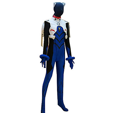 cosplay puku innoittamana Neon Genesis Evangelion Ikari Shinji trikoot