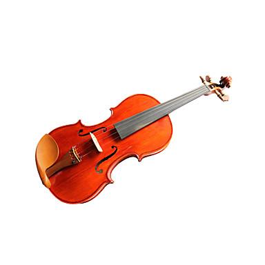 violintine - (v27) 케이스 / 활과 4분의 4 전문가 수준의 솔리드 가문비 나무의 바이올린