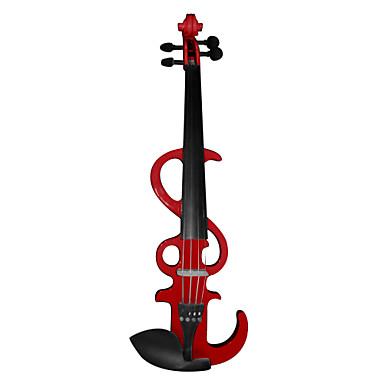 Chow - (EV10) 4/4 tilleul tenue violon électrique (multicolore)