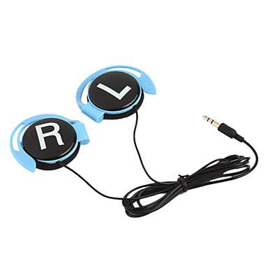 3,5 mm Clip-on-hovedtelefoner Cartoon Headset