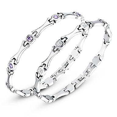 Bone-Shaped Titanium Health Bracelet (SB19)