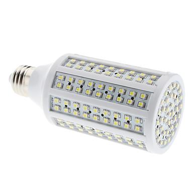 12w e26 / e27 lumini de porumb condus t 216 smd 3528 600-630lm natural alb 6000k ac 220-240v