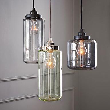 Retro Traditionell-Klassisch Pendelleuchten Für Wohnzimmer Esszimmer Inklusive Glühbirne