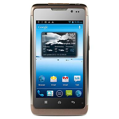 Conqueror - Android 4.0 älypuhelin, vedenkestävä 4.1 tuumainen kosketusnäyttö (GPS, kaiutin)