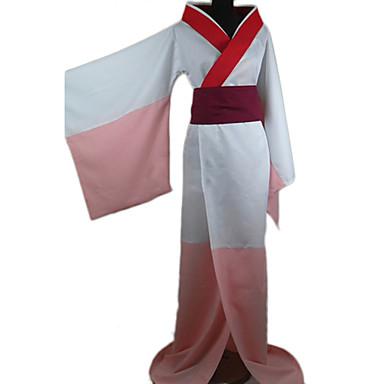 Esinlenen Nurarihyon Torunu Kejoro Anime Cosplay Kostümleri Cosplay Takımları / Kimono Kırk Yama Uzun Kollu Kemer / Kimono Palto Uyumluluk Erkek / Kadın's Cadılar Bayramı Kostümleri