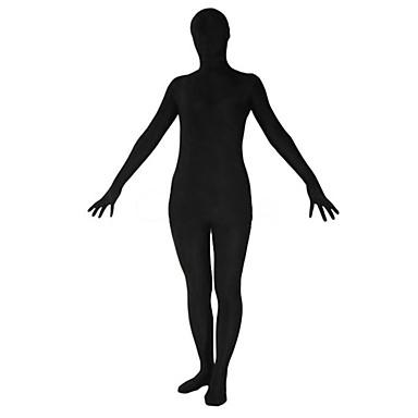 Zentai Anzüge Ninja Zentai Kostüme Cosplay Kostüme Solide Gymnastikanzug / Einteiler Zentai Kostüme Elasthan Lycra Herrn Damen