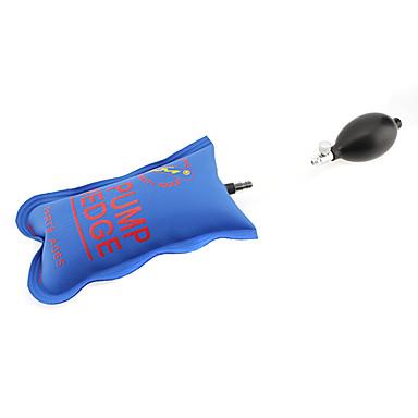modrá malá airbag