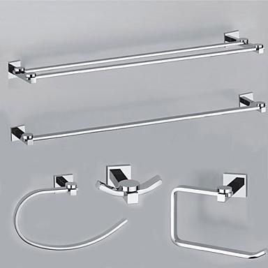 Kylpyhuonetarvikesetti / Kromi Nykyaikainen