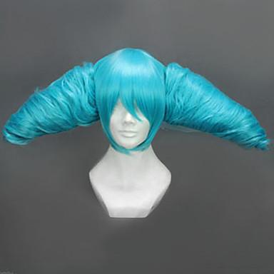 Secret Service Miku Cosplay Wig