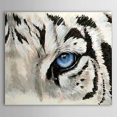 Hånd-malede Dyr Et Panel Canvas Hang-Painted Oliemaleri For Hjem Dekoration