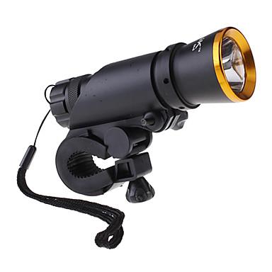 LED Lommelygter Pandelamper Lommelygter LED 300 Lumen 1 Tilstand Batterier ikke inkluderede Taktisk Komapkt Størrelse Lille størrelse for