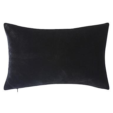 1 Stück Polyester Kissenbezug, Solide Modern/Zeitgenössisch