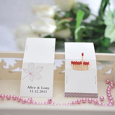 Hochzeit / Party Material Hartkartonpapier Hochzeits-Dekorationen Garten / Hochzeit Ganzjährig