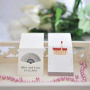 Personalisierte Box Material / Hartkartonpapier Hochzeits-Dekorationen Hochzeit / Party Hochzeit Ganzjährig