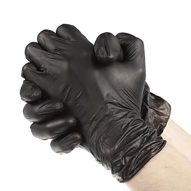 100er Einweg Latex-Handschuhe
