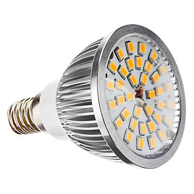2700lm E14 LED Spot Işıkları MR16 36 LED Boncuklar SMD 2835 Sıcak Beyaz 100-240V