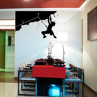 Dekoratif Duvar Çıkartmaları - Hayvan Duvar Çıkartmaları Hayvanlar / 3D Oturma Odası / Yatakodası / Yemek Odası