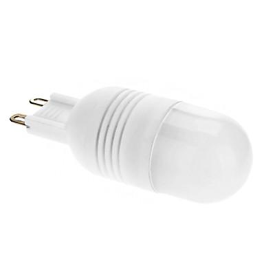 2700 lm G9 LED Mum Işıklar 11 led SMD 2835 Sıcak Beyaz AC 220-240V