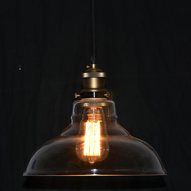QINGMING® Avize Lambalar Aşağı Doğru - Mini Tarzı, 110-120V / 220-240V Ampul Dahil / 10-15㎡ / E26 / E27