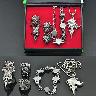 Schmuck Inspiriert von Final Fantasy Squall Leonhart Anime/ Videospiel Cosplay Accessoires Armband Halsketten Aleación Herrn