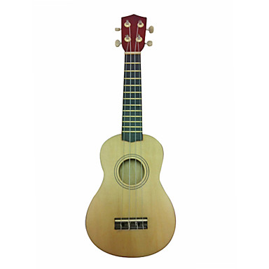 Beginner Plywood Soprano Small Guitar