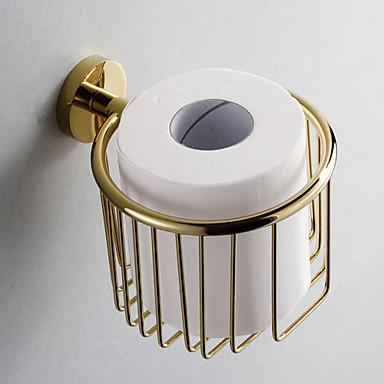 Toiletrulleholder / Ti-PVD Moderne