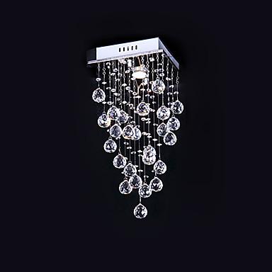 Sıva Altı Monteli Ortam Işığı - Kristal, Modern / Çağdaş, 110-120V 220-240V Ampul dahil değil
