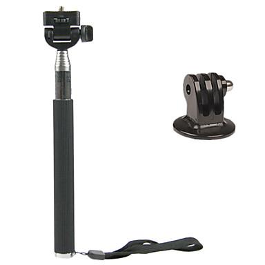 Αξεσουάρ Monopied Montură Calitate superioară Pentru Cameră Acțiune Toate GoPro 5 Sport DV Teak Plastic