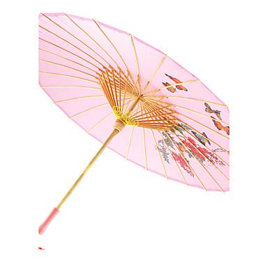 Ventilatoare și umbrele de soare Piece / Set Umbrele de soare Temă Asiatică Temă Florală Panglici