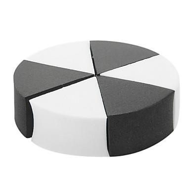 Malijskog P-007 šminka spužva (crna i bijela)