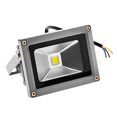JIAWEN 1pc 10 W 720-800 lm LED Boncuklar Entegre LED Su Geçirmez / Sensör Serin Beyaz 100-240 V