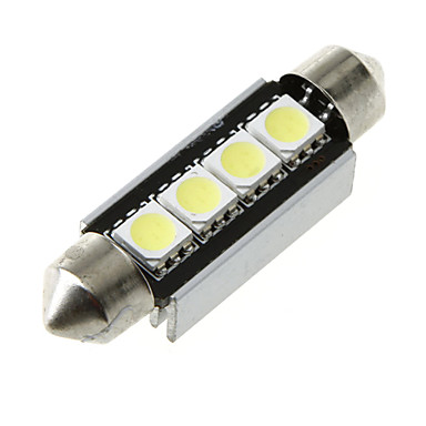 SO.K Car Light Bulbs High Performance LED 4 Interior Lights