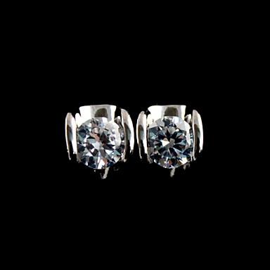 Elegant Alloy With Rhinestone Women's Earrings