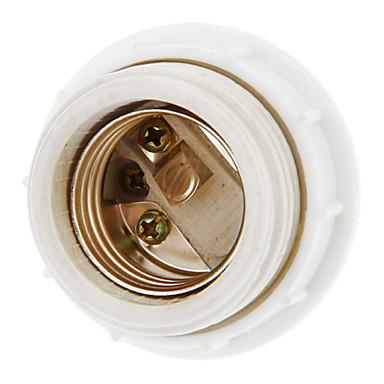 e27 drop lampe keramisk lampeholder (hvid) høj kvalitet belysning tilbehør
