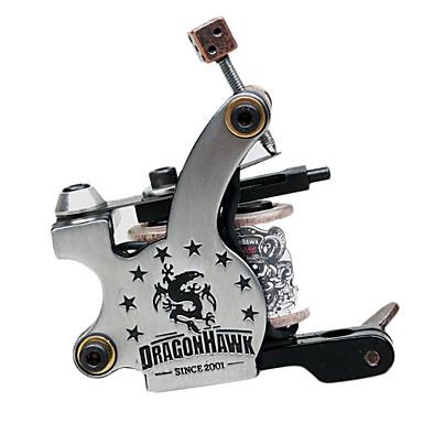 dragonhawk® cívka tetování stroj professiona tetování stroje litina vložka lití
